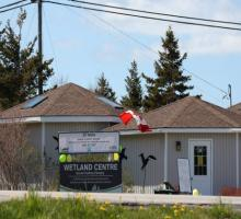 Birding - Wetland Interpretation Centre